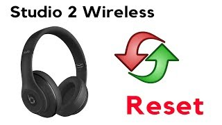 Red Light Flashing How to Reset your Beats By Dre Studio 2 Wired Wireless Headphones