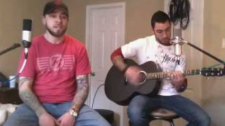 Drive Incubus Acoustic Cover Duo Version (Guitar and Vocal)