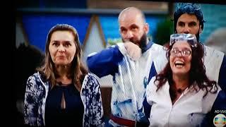 Big Brother Brasil Ana Paula no Paredão Prova do Lider