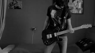The Paranoid - Sirény (Guitar Cover)