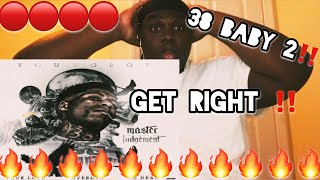 Nba Youngboy- Get Right (Reaction Video)🔥🔥🔥