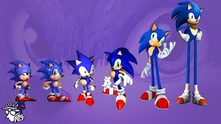 Sonic Redesigns -  RelaxAlax