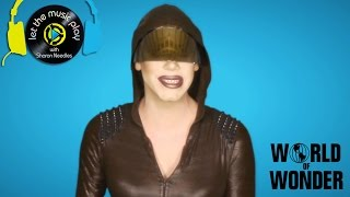 Sharon Needles' Let The Music Play - Call Me On the Ouija Board