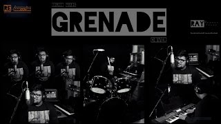 'Grenade - Bruno Mars' Raghav Yadav - Renovation Music Studio