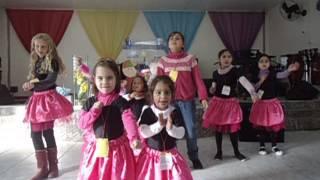 A dança do canguru - Aline Barros