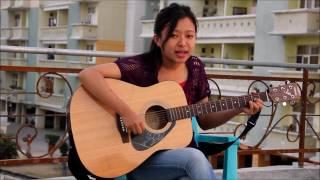 Enna Sona I Sajna aa bhi ja I Acoustic  cover by  Srishti Firmal