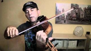 He's a Pirate Violin 1 part for Fiddlerman.com's International Youtube Project