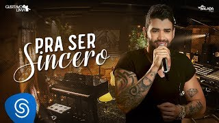 Gusttavo Lima - Pra Ser Sincero - DVD Buteco do Gusttavo Lima 2 (Vídeo Oficial)