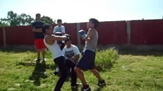 Beatdown Jowell vs. Randy part 2