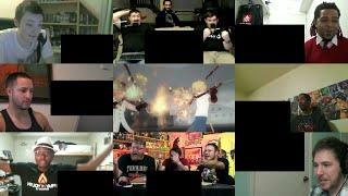 RWBY Vol. 1 - Blake Belladonna & Sun Wukong vs Roman Torchwick and White Fang Reaction Mashup!!!