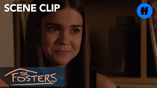 The Fosters | Season 5 Episode 3: Callie And Brandon Talk | Freeform