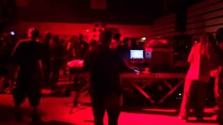 Hoarang Live Dub - Lhaddak Dubwise - Groove on earth festival.