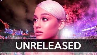 Ariana Grande - No Tears Left To Cry (EDM Remix/Mashup by TeijiWTF) UNRELEASED