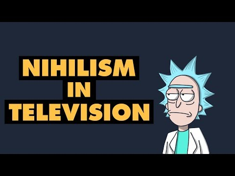 Video Essay: Nihilism in television