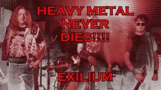 Exilium - Heavy Metal Demon -promo-