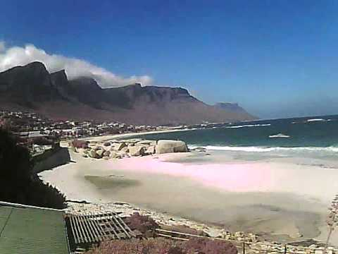 Timelapse Video – Glen Beach & Camps Bay – 27/01/2011