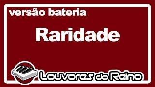 RARIDADE (bateria) - Tecladista Milton Cardoso canta Anderson Freire