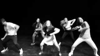 """Werkin Girls"" by Angel Haze   Vivian Prieto"