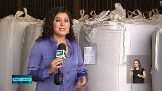 CONAB fiscaliza armazéns que guardam estoques públicos de alimentos
