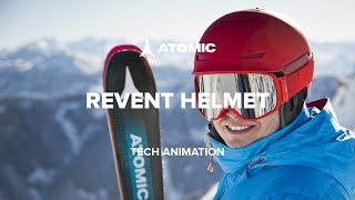 Atomic Revent + Amid Helmet | Tech Animation