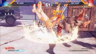 LOWTI3RGOD predicts Ume- Shoryu wiff (Supa Hot Fire Edition)