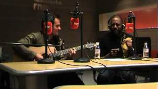 Madrid Boogie Unplugged   VenueConnection feat  Karl Frierson live