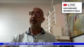 STATI GENERALI DELL'EXPORT: INPORTATI NOVITA' PER MARSALA