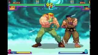 Street Fighter III: New Generation - All Super Arts