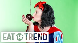 Snow White's Poison Candy Apples | Eat the Trend