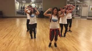 Chantaje - Shakira ft Maluma- Zumba Choreo