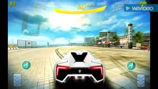 Asphalt 8 airbone best cars speed max speed