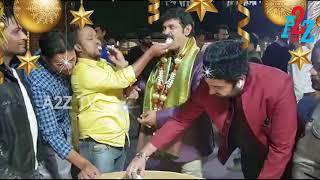 B.Z.Lion Group Celebrated Kannada Nazeer Birthday,A2Z TV width=