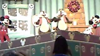 A Véspera de Natal do Mickey [Parte 2]