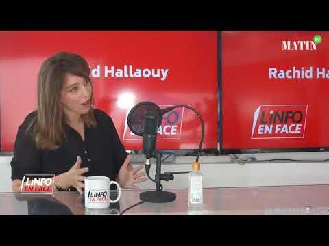Video : L'Info en Face : la parole aux jeunes avec Ranya Alaoui