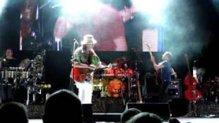 Santana - Whole Lotta Love - Live at The O2 Dublin 2010