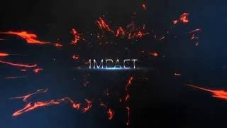 Impact - Cinematic titles - After effects template