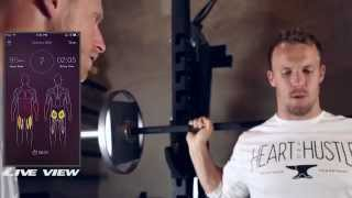 Coaching the Perfect Squat with Kevin Lilly and Athos | #BuildBetterAthletes