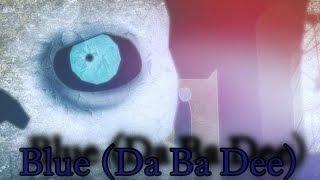 Undertale Blue (Da Ba Dee) MMD