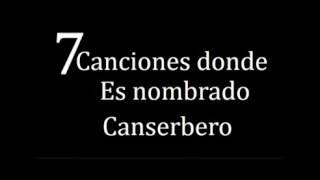 7 canciónes nombraron a Canserbero