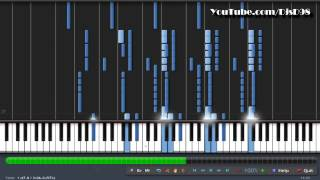 Once Again | Tristam | Synthesia [Piano]
