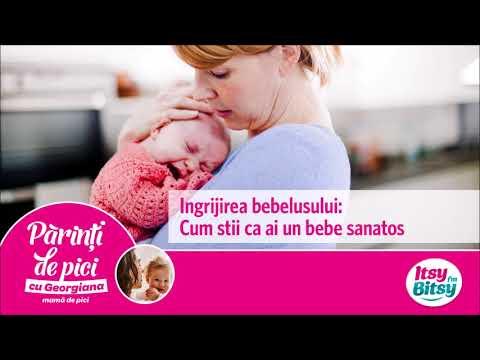 Cum stii ca ai un bebe sanatos