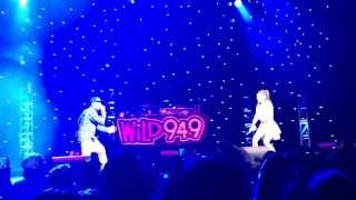 Ariana Grande and Mac Miller - The Way (Live)