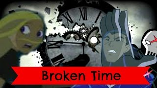 Red x and Terra ft Aqualad 💔Broken time💔