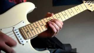 Eros Ramazotti - Cose della Vita - Guitar Solo