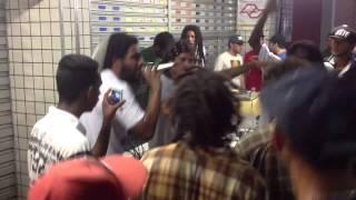 SK FAMILY NA BATALHA DO MERCADÃO