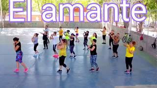 EL AMANTE remix (mireya fraimart) zumba
