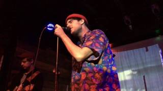 HALFNOISE Know The Feeling LIVE at The Backbooth