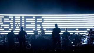 MASSIVE ATTACK - HELIGOLAND TOUR