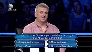 Vrei sa fii milionar? (26.11.2018) - Moment plin de suspans! Ce raspuns a dat concurentul?