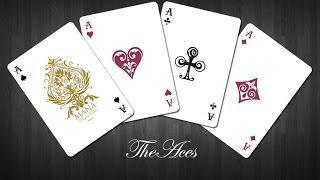 como fazer a magica dos quatro(4) ases.